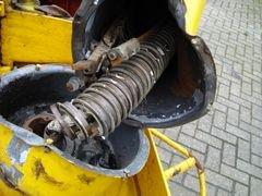 Uitbesteding reparatie havenkraan